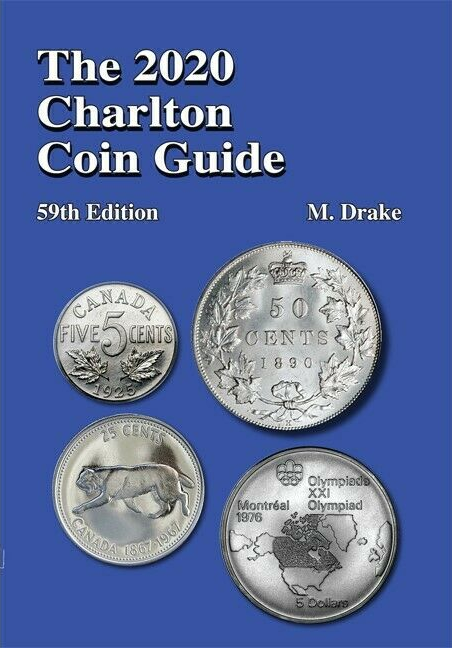 2020 Charlton Coin Guide 59th Edition