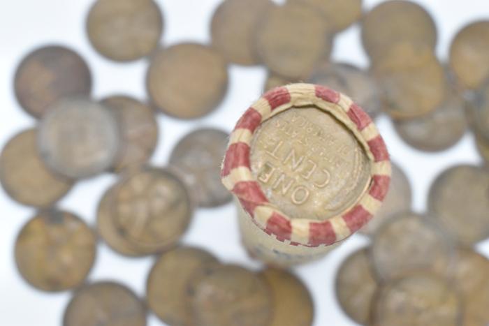Penny Roll - 1909-1958