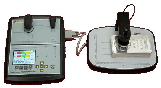 Sigma Precious Metal Verifier - PRO Unit with External Bridge / No Wands