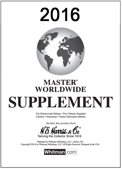 2016 Master Worldwide Supplement