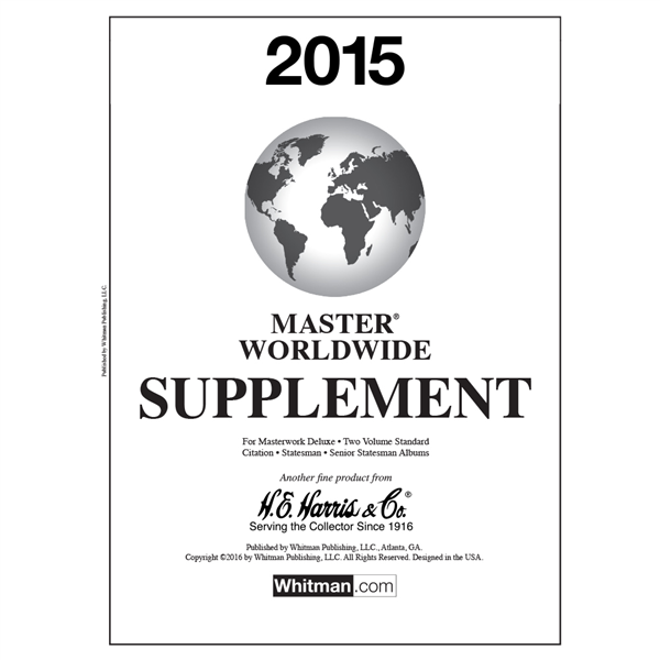 2015 Master Worldwide Supplement