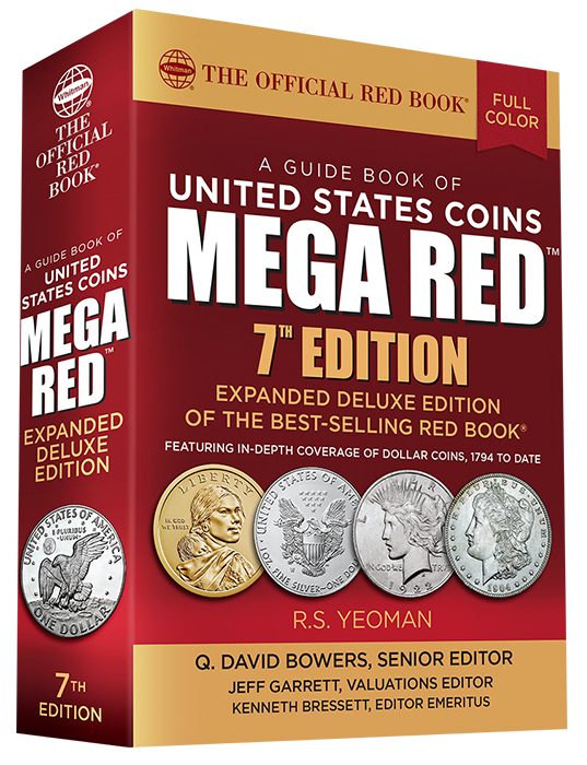 2022 Deluxe Red Book Price Guide, MEGA