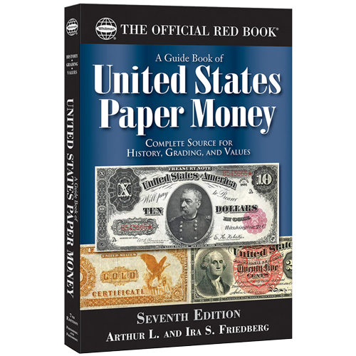 Whitman Guide Book of United States Paper Money - 7th Ed