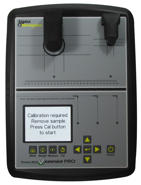 Precious Metal Verifier PRO Base Unit