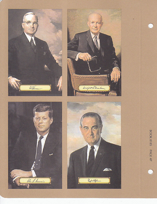 Presidential Dollars with Proofs 2012 - Vol. 2 - Dansco Coin Album 8185 - 22640