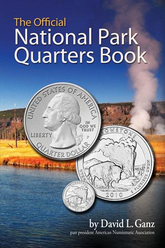 The Official National Park Quarters Book