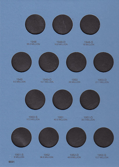 Whitman Washington Quarter #2 Coin Folder 6x7.75 - 22000