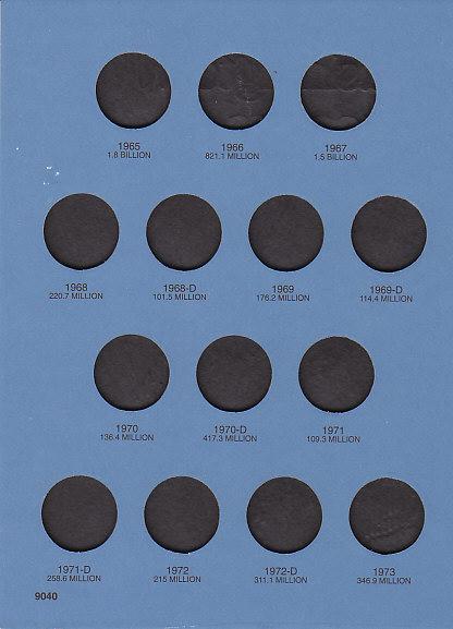 Whitman Washington Quarter #3 Coin Folder 6x7.75 - 22008