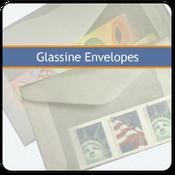 Guardhouse Glassine Envelopes No. 2 - 2 5/16x3 5/8 (1000 per Pack) - 56145