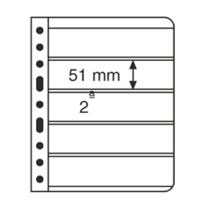 Vario 5S Five-Pocket Pages Black