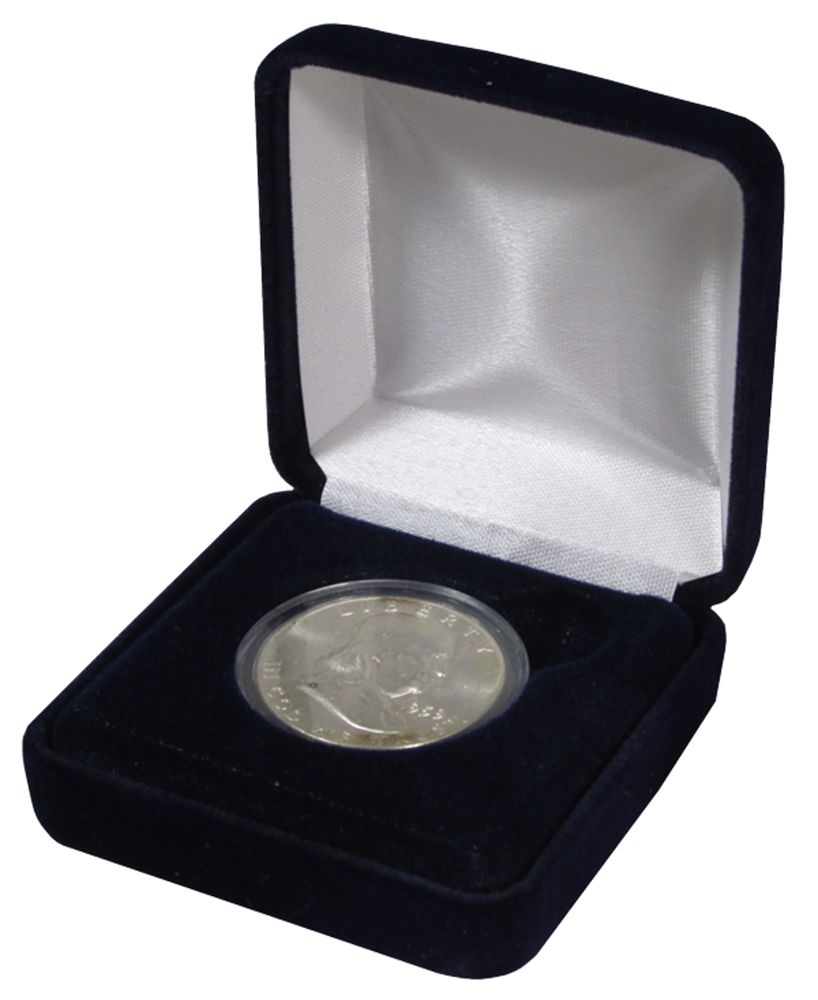 Velvet Coin Box for Medicum Capsules