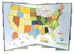 "Littleton ""America the Beautiful"" National Park Quarter Map"