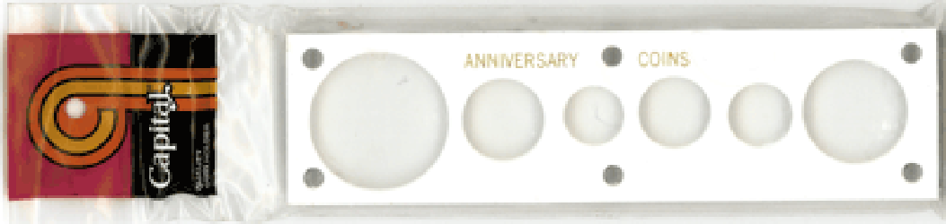 Anniversary  Meteor Anniversary , Capital, MA32SEAY