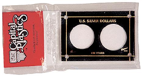 U.S. Silver Dollars  3x4.5