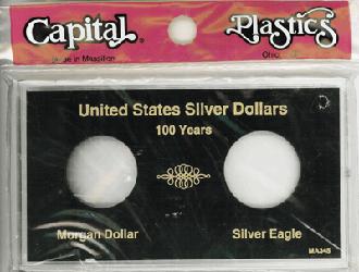 U.S. Silver Dollars Meteor