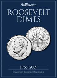 Warmans Roosevelt Dimes Folder