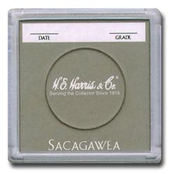 Sacagawea 2x2 Snaplock Coin Holder HE Harris Bulk Box 2x2 Sacagawea 2x2 Snaplock Coin Holder HE Harris Bulk Box, HE Harris & Co, 90921152