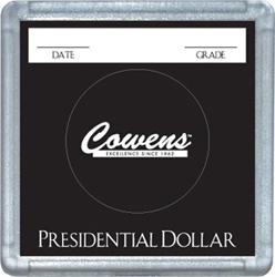 H.E. Harris 2 x 2 Snaplocks for Presidential Dollars - 25 Pack