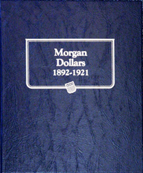Morgan Dollars Whitman  Coin Album 1892 Morgan Dollars Whitman  Coin Album 1892, Whitman, 9129