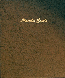 Lincoln Cents 1909 to 2009 Dansco Coin Album Model 7100 Cover