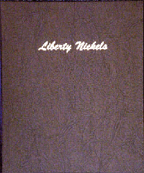 Liberty Nickels - Dansco Coin Album 7111 Liberty Nickels Dansco Coin Album , Dansco, 7111