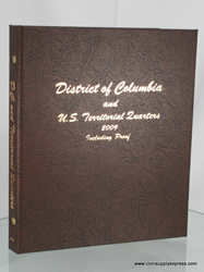 District of Columbia and US Territorial Quarters with Proofs