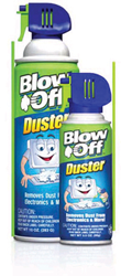 Blow Off Canned Air Duster 10oz Blow Off Canned Air Duster 10oz, Blow Off, 152-112-226