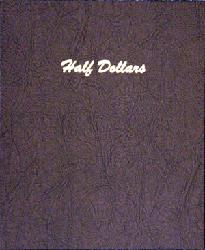 Half Dollars - Dansco Coin Album 7157 Half Dollars Dansco Coin Album , Dansco, 7157