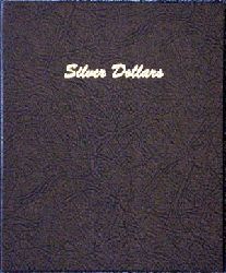 Dollars Plain - Dansco Coin Album 7177 Dollars Plain Dansco Coin Album , Dansco, 7177