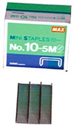 Max 10-5M Mini Staples Max 10-5M Mini Staples, Max USA Corp, 10-5M