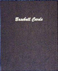 Baseball Card Dansco Album 7015 Baseball Card Dansco Album , Dansco, 7015