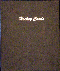 Hockey Card Dansco Album 7018 Hocky Card Dansco Album , Dansco, 7018