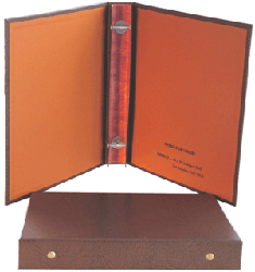 "5/8"" Blank Dansco Coin Album Binder, 2-4 Pages 5/8"" Blank Dansco Coin Album Binder, Dansco,"