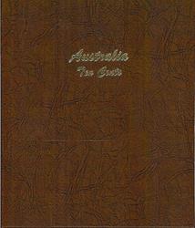 Australia 10c decimal 1966- 10c - Dansco Coin Album