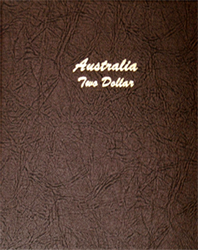 Australia Two Dollar 2 Dollar - Dansco Coin Album 7340 Australia Two Dollar, Dansco, 7340