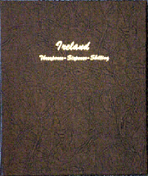 Ireland 3d-6d shilling 3d-6d - Dansco Coin Album 7371 Ireland 3d-6d shilling, Dansco, 7372