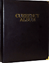 HE Harris Deluxe Modern Currency Album