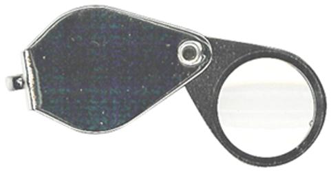 10x Doublet Loupe Chrome 12mm dia. 10x Doublet Loupe Chrome, CS Express, ELP-760.10