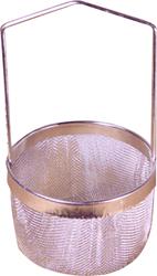 "Small Dipping Basket 2 1/2"" Dia. Small Dipping Basket, CS Express, CLN-645.00"