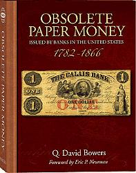 Obsolete Paper Money, 1st Edition  ISBN:0794822037 Obsolete Paper Money, Whitman, 0794822037