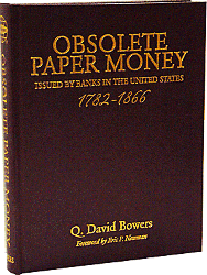 Obsolete Paper Money, 1st Edition  ISBN:0794822045 Obsolete Paper Money, Whitman, 0794822045