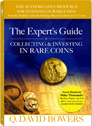 Experts Guide to Collecting and Investing in Rare Coins, The, 1st Edition  ISBN:0794819206 Experts Guide to Collecting and Investing in Rare Coins, The, Whitman, 0794819206