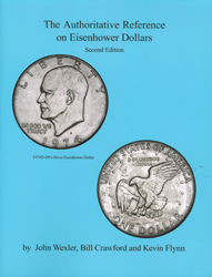 Authoritative Reference to Eisenhower Dollars, 2nd Edition  ISBN:0967965594