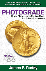 Photograde: Official Photographic Grading Guide for United States Coins Photograde, ruddy, official, photographic, grading guide, united states, coins