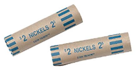 Preformed Tube Wrappers - Nickel