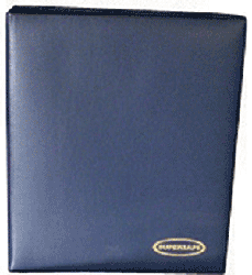 Slip Cover for Deluxe Archival Binder Slip Cover for Archival Binder, Supersafe, DS