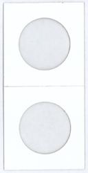 Cowens 2x2 Cardboard Coin Flips - Half Dollars