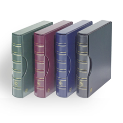 Lighthouse Classic Grande Binder & Slipcase - Black