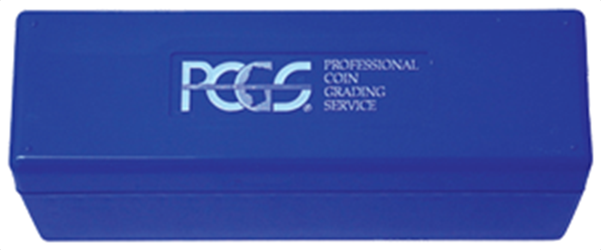 PCGS Plastic Storage Box PCGS, Plastic, Storage Box, coin