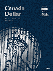 Canadian Dollar Vol. I 6x7.84 Canadian Dollar Vol. I, Whitman, 794824862